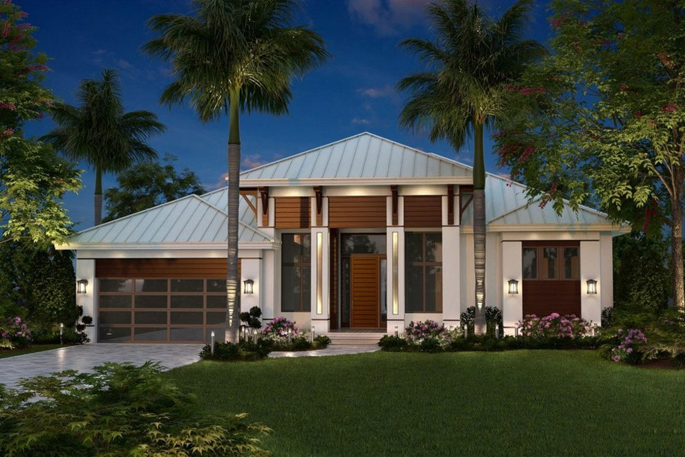 Cool Energy-Efficient Concrete Homes (As Lumber Prices Rise)