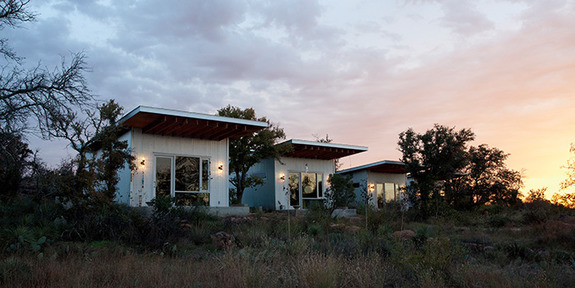 Texas Retreat for Four Couples