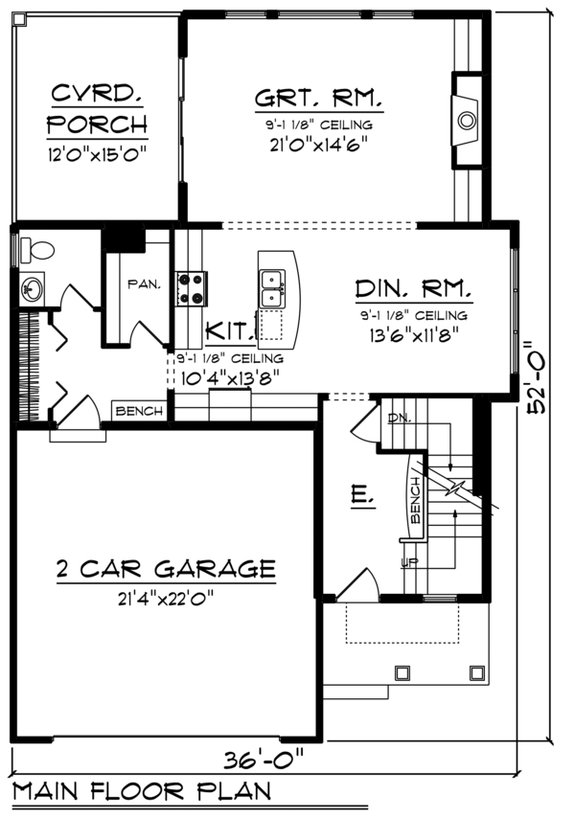 10 More Small Simple And Cheap House Plans Blog Eplans Com