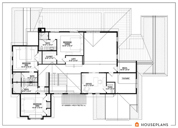 Turn Up the Luxe with 9 Must-See Modern Mansion Floor Plans
