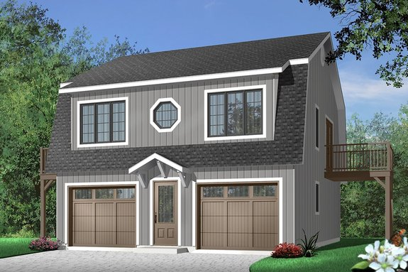 House Plan Design - 6 Cool Uses for Garage Apartments