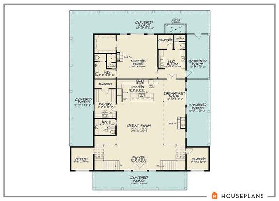 The New Guide To Barndominium Floor Plans Houseplans Blog Houseplans Com
