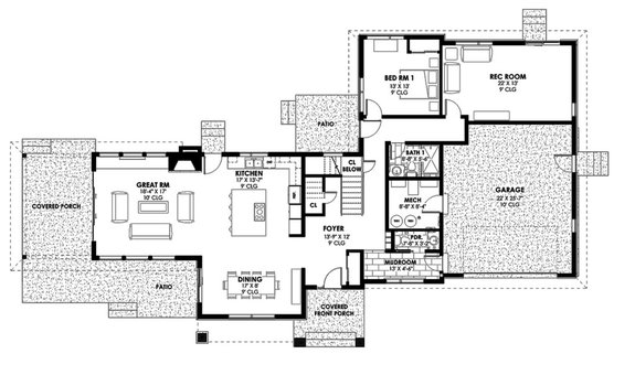 Deciphering the Hidden Language of Floor Plans