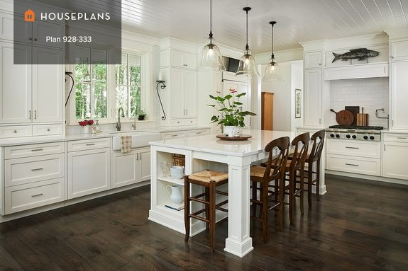 Discover The Spacious Appeal Of Open Concept Floor Plans Houseplans Blog Houseplans Com