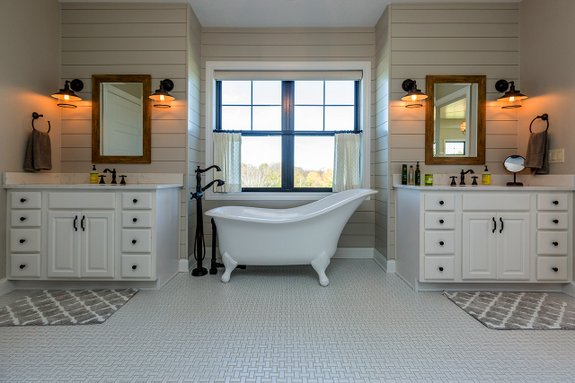Spa-Style Bath