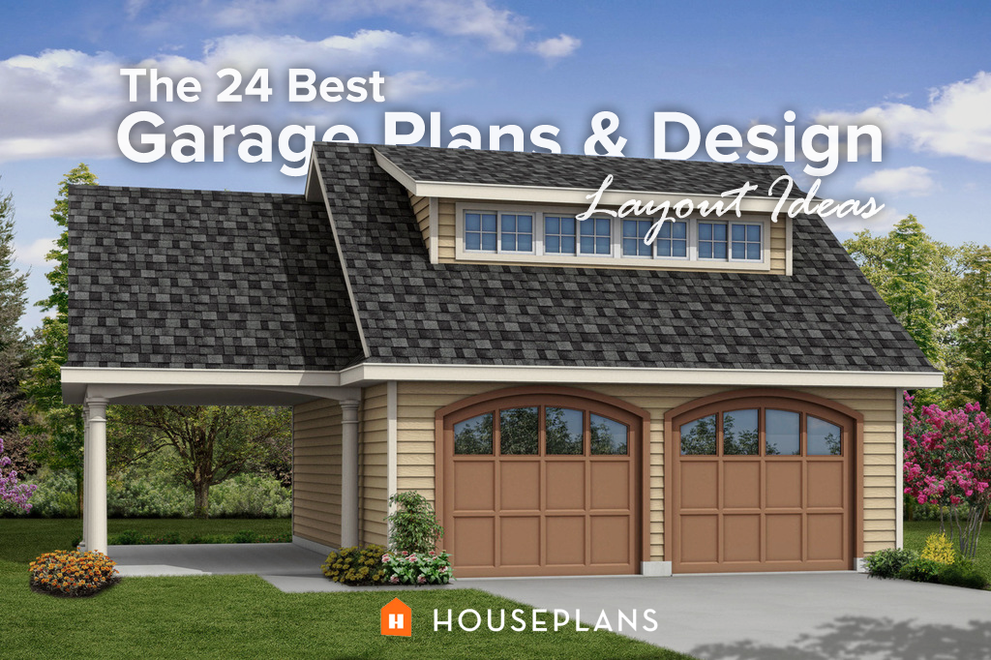 The 24 Best Garage Plans & Design Layout Ideas