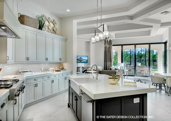 Home Plan - Build Your Own House in Florida: These Chic Florida Home Designs are Full of Style