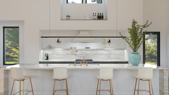 Marble & Granite for Counters