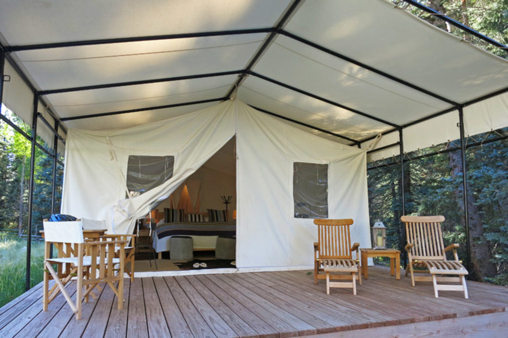 new concept 26563 ecde8 Tent Cabins Houseplans Blog - Houseplans.com