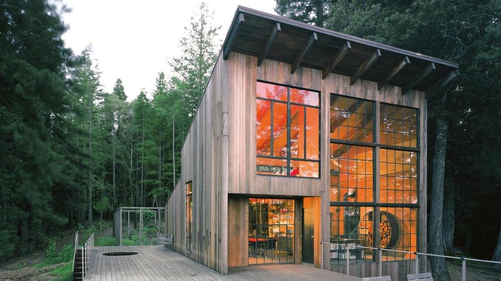 Architect Visit: Olle Lundberg