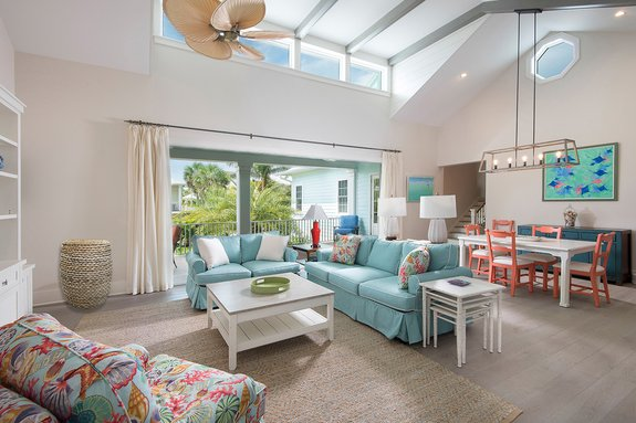 Architectural House Design - Beach House Plans: Escape the Cold with These Warm Designs