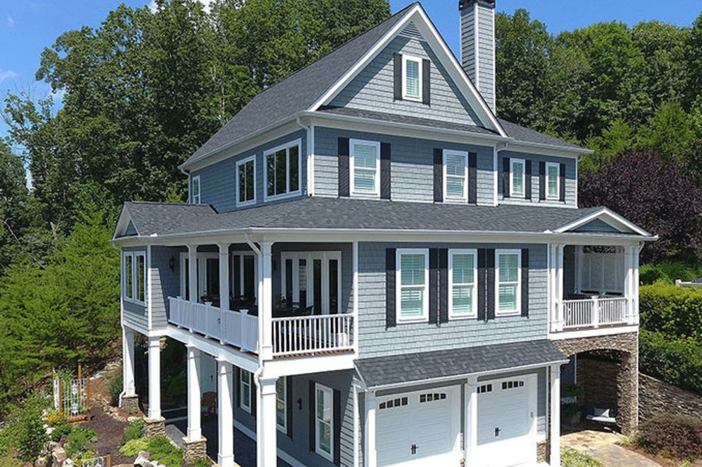 The Best House Plans for Sloped Lots and Narrow Lots