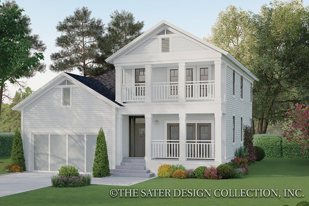 Modern Narrow Lot House Plans and Architectural Designs ...