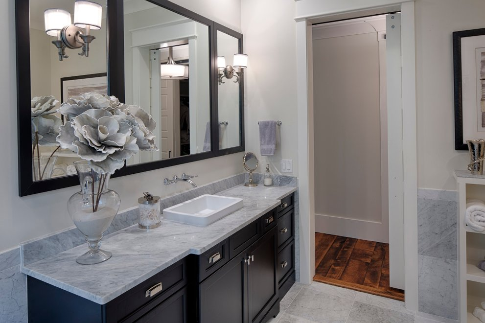 The Right Height for Sconces