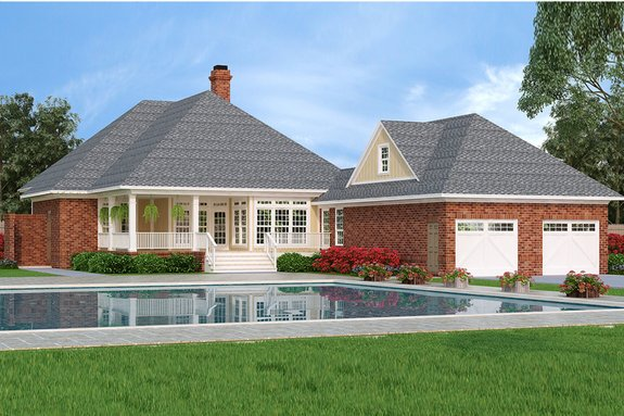 Southern Living: Dreamy House Plans with Big Porches
