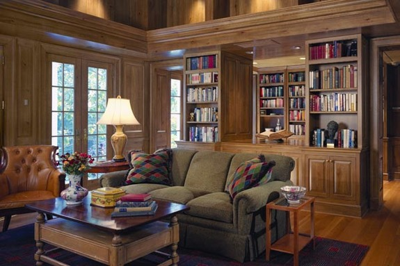 Home Libraries vs. Home Offices