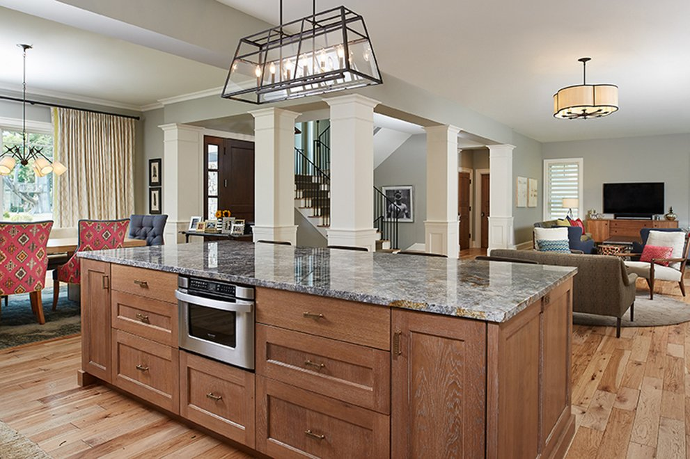 open floor plans build a home with a practical and cool layout rh dreamhomesource com