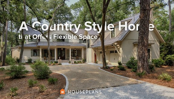 Looking for House Plans with Extended Family Options?