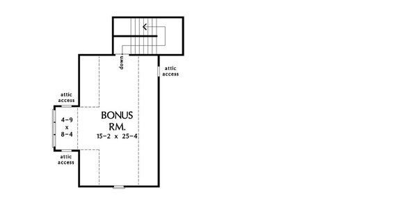 Home Plan - Spacious and Open: Best Floor Plans for Families