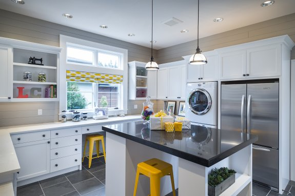 Laundry Rooms -- Where is Best?