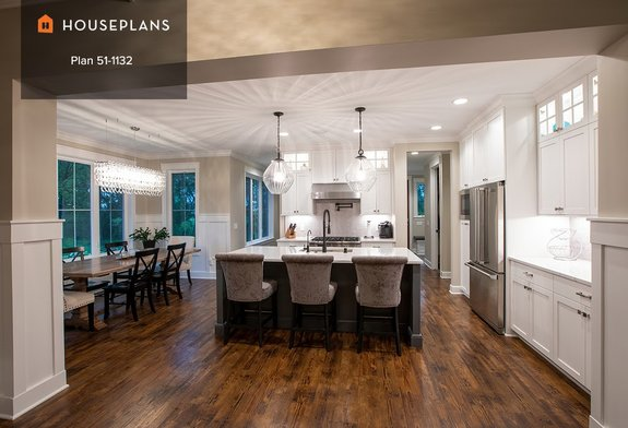 Discover the Spacious Appeal of Open Concept Floor Plans