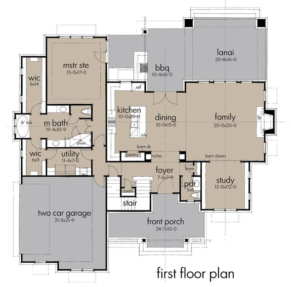 How to NOT Get a Divorce: 5 Marriage-Friendly Home Plans ... Farm House Floor Plans With Diions on