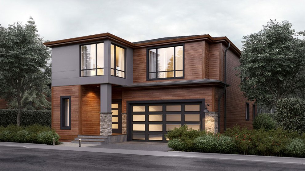Modern Family Homes Under 2,900 Square Feet