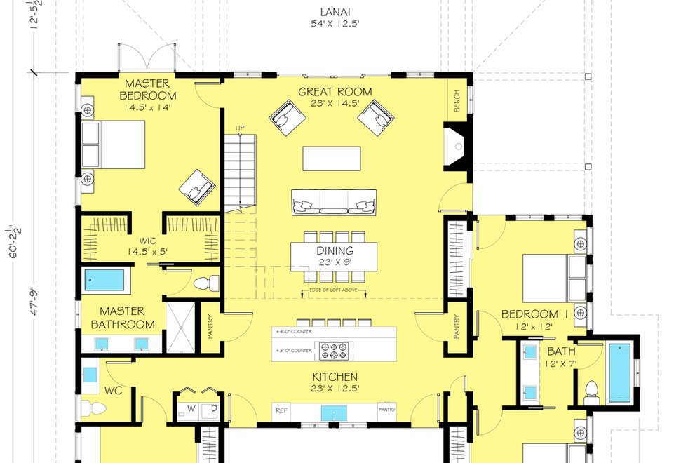 How To Read A Floor Plan With Dimensions Houseplans Blog Houseplans Com