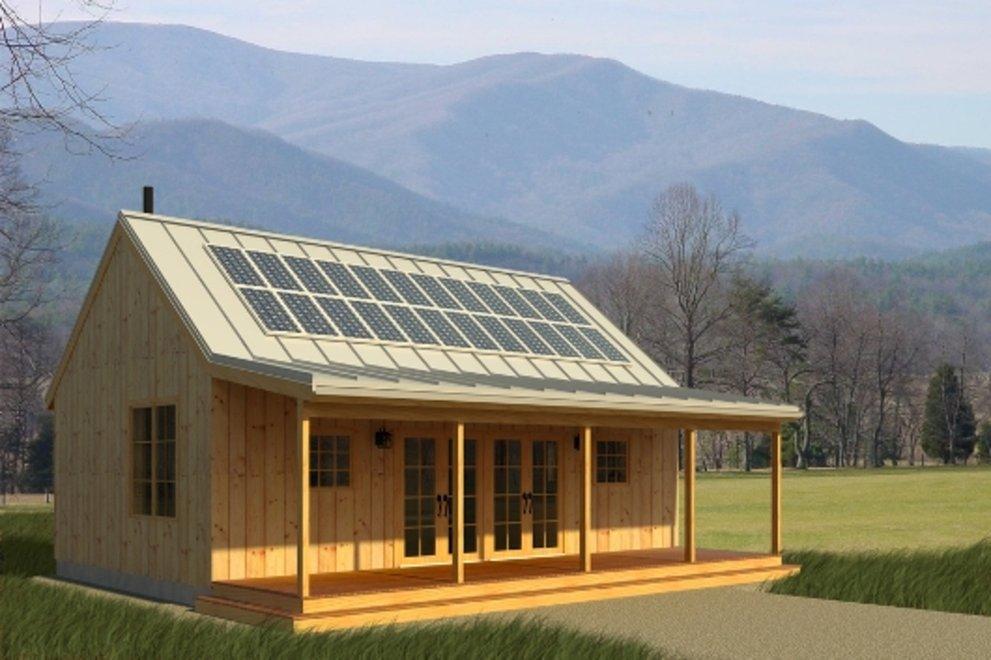 Solar Panels Made Simple Houseplans Blog