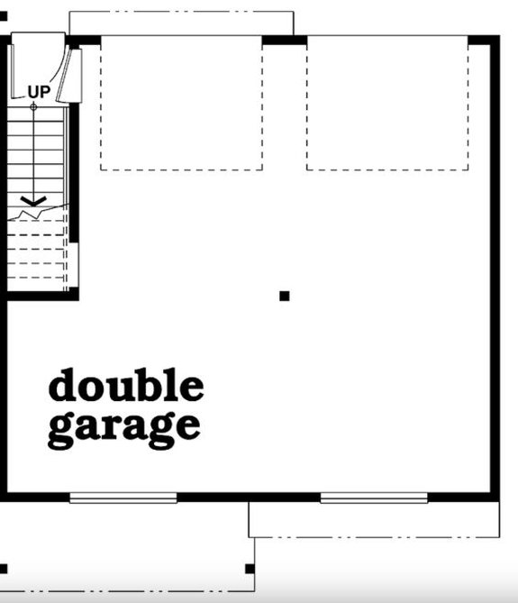 House Plan Design - Chic and Versatile: Garage Apartment Plans