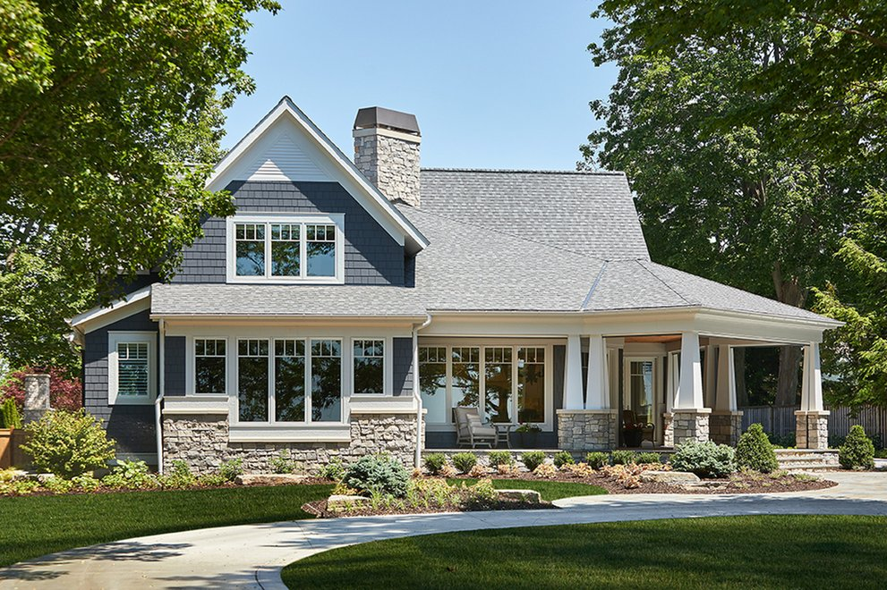 Traditional House Plans with Fresh Twists
