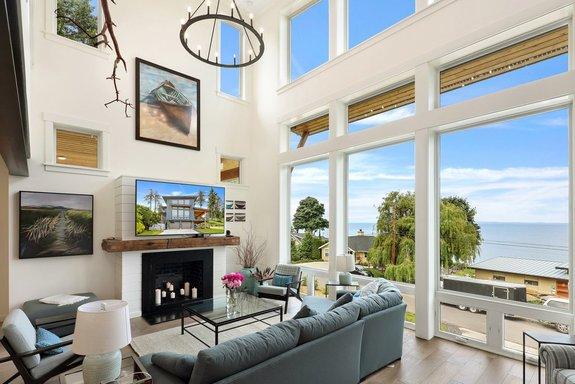2 Story Modern House Plans