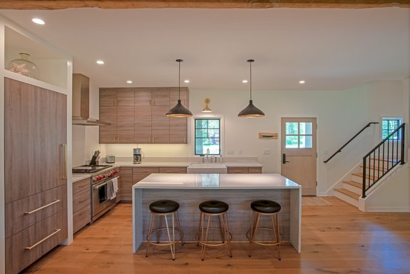 Homes with Open Kitchens for Thanksgiving Entertaining