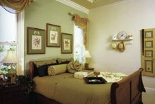 Mediterranean Interior - Bedroom Plan #1017-3