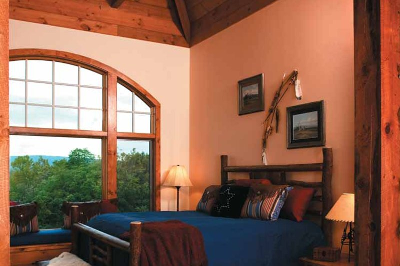 Craftsman Interior - Master Bedroom Plan #929-800 - Houseplans.com