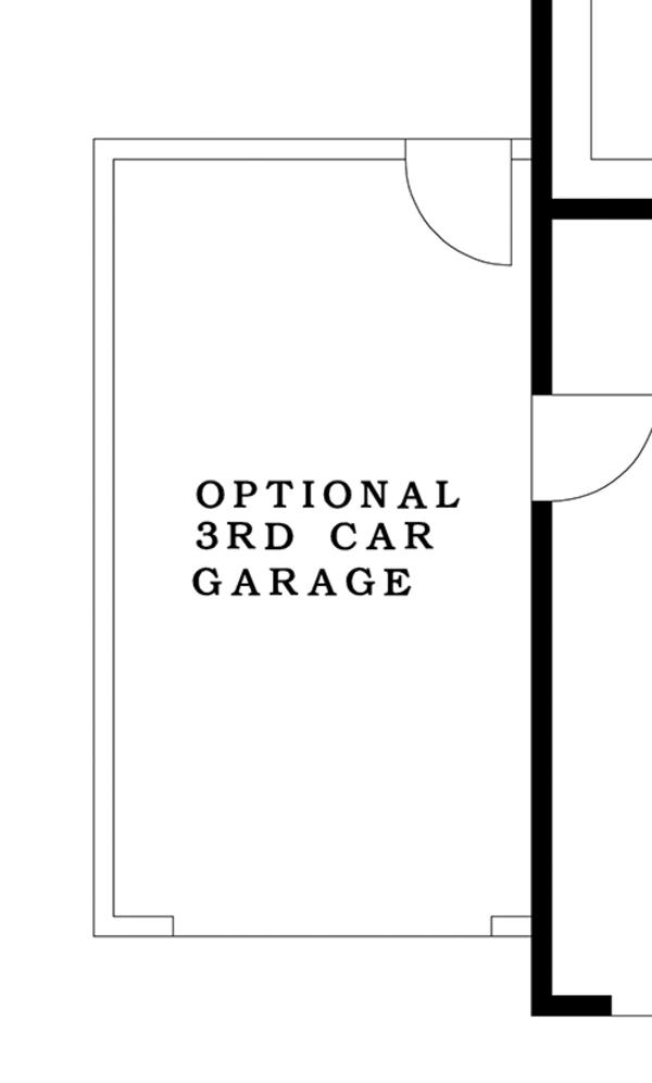 Ranch Floor Plan - Other Floor Plan #943-50