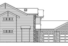 Craftsman Exterior - Other Elevation Plan #132-442