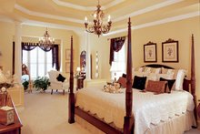 Country Interior - Master Bedroom Plan #927-959