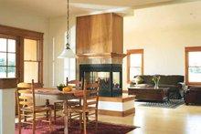 Craftsman Interior - Other Plan #1042-1