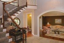 Home Plan - Country Interior - Entry Plan #57-628