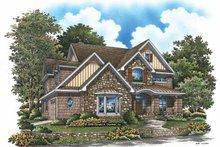 Craftsman Exterior - Front Elevation Plan #929-832