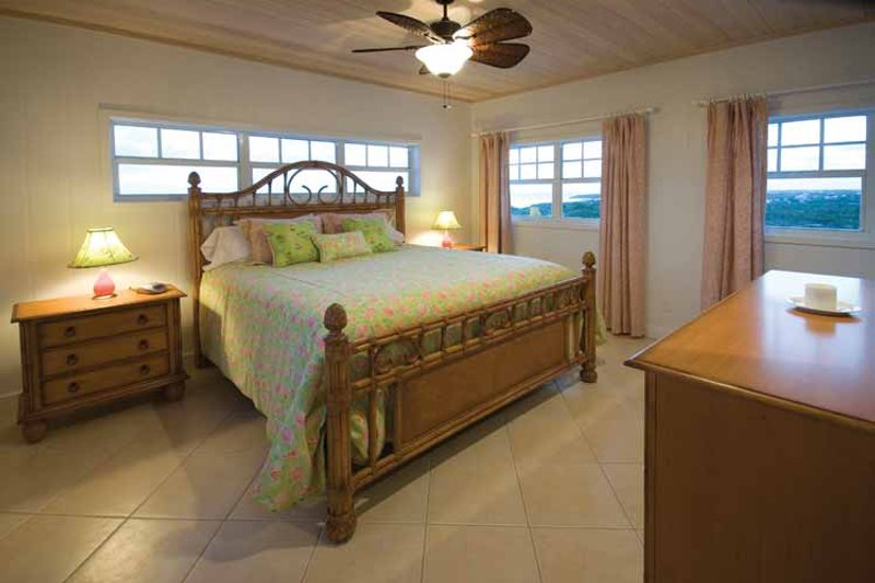 Country Interior - Bedroom Plan #928-57 - Houseplans.com