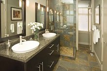 Home Plan - Craftsman Interior - Master Bathroom Plan #929-872