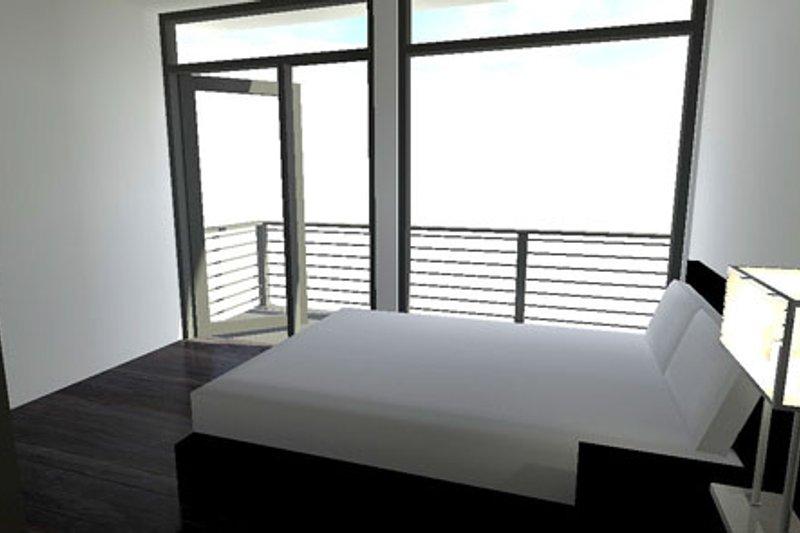 Contemporary Interior - Bedroom Plan #64-304 - Houseplans.com
