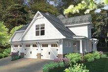 Dream House Plan - Craftsman Exterior - Other Elevation Plan #120-248