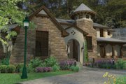 Cottage Style House Plan - 3 Beds 4 Baths 3927 Sq/Ft Plan #120-244