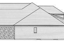 Country Exterior - Other Elevation Plan #46-856
