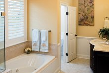 Architectural House Design - Country Interior - Master Bathroom Plan #929-694