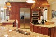 Craftsman Style House Plan - 3 Beds 3.5 Baths 3647 Sq/Ft Plan #929-361 Interior - Kitchen