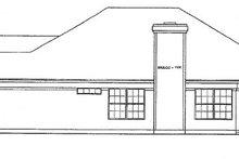 Home Plan - Mediterranean Exterior - Other Elevation Plan #472-62